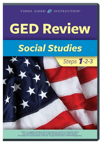 GED Review - Social Studies Steps ()