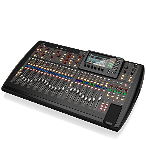 what is the best digital mixer for your church 4 options to consider. Black Bedroom Furniture Sets. Home Design Ideas