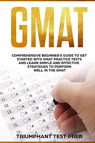 Buy book for gmat prep