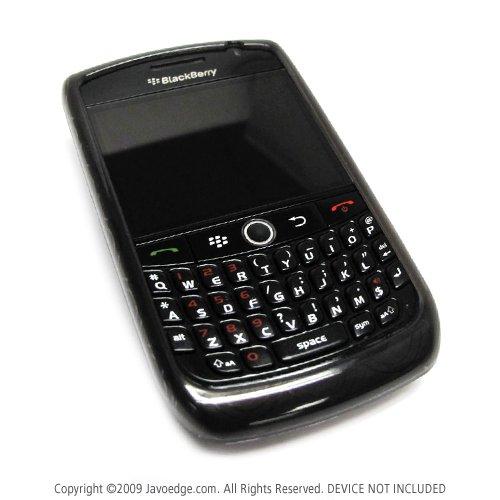 JAVOedge+Mod+Jelly+Case+for+BlackBerry+Curve+8900(Black)
