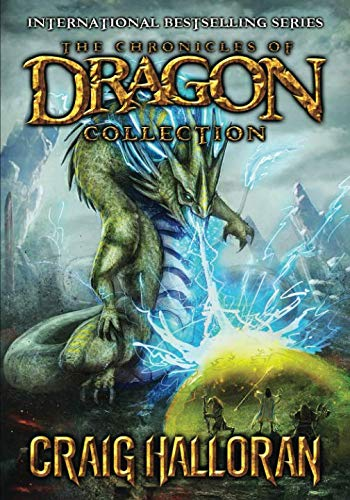 The Chronicles of Dragon Collection (Series 1, Books 1-10)