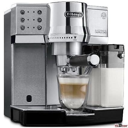 M - Cafetera Expresso, color plata
