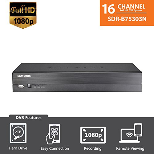 samsung 16 ch dvr and camera - 2
