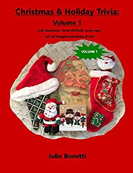Christmas Quest Quiz E Book (Christmas Quest Trivia 1)