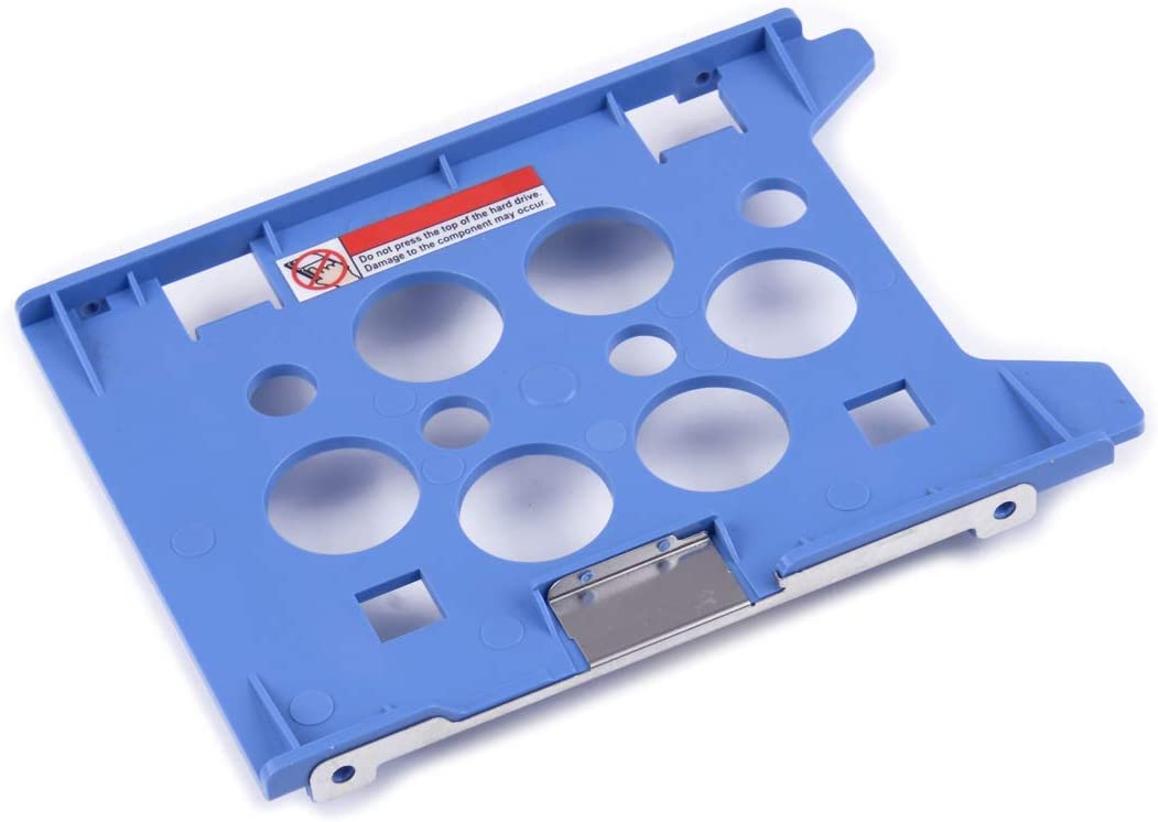 LETAOSK SSD Hard Drive Caddy Tray Adapter F767D R494D fit Optiplex Precision 3.5 to 2.5