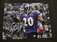 Ed Reed Signed Baltimore Ravens Autographed 8x10 Photograph X-MAS BLOW OUT SALE