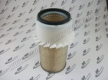 2250044 – 537 Filtro de aire Element diseñado para uso con sullair compresores