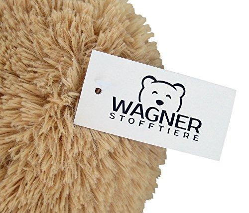Wagner 9015 hell-braun Teddyb/är Kuschelb/är XXL Pl/üschb/är Teddy B/är 100 cm gro/ß