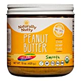 "Cheap Naturally Nutty – 15oz. Natural Peanut Butter – ""Smooth"""