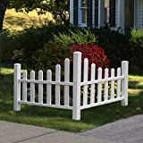 New England Arbors Country Corner Picket For Sale