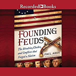 Founding Feuds Audiobook