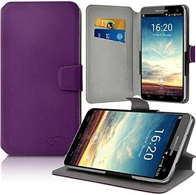 Seluxion – Tarjeta de bolsillo soporte Universal M color púrpura ...