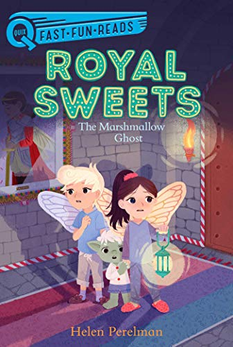 The Marshmallow Ghost: Royal Sweets 4 -