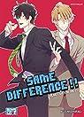 Same Difference, tome 2 par Hiiragi