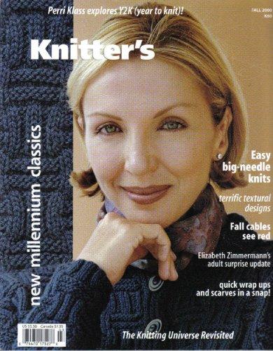 (Knitter's Magazine (New Millennium Classics, Fall 2000, Issue 60, Vol. 17, No. 3))