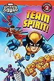 Super Hero Squad: Team Spirit!