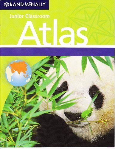 Rand McNally Junior Classroom Atlas (2012-05-03)