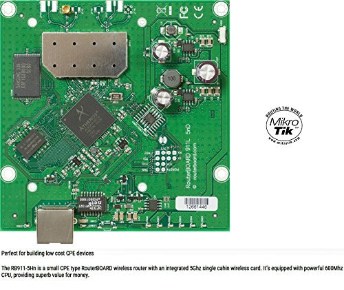 RouterBoard 911-5Hn