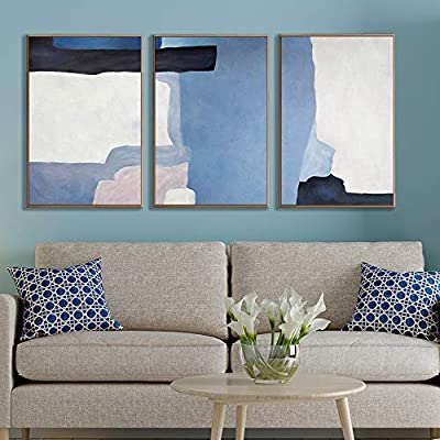 Beautiful Expertise, Created Just For You, Framed for Living Room Bedroom for x3 Panels