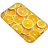 MG554zy0 Fresh Fruit Vegetables Anti-Slip Doormat Rug Floor Mat Kitchen Bathroom Decor Fresh Fruit Vegetables Anti-Slip 4#