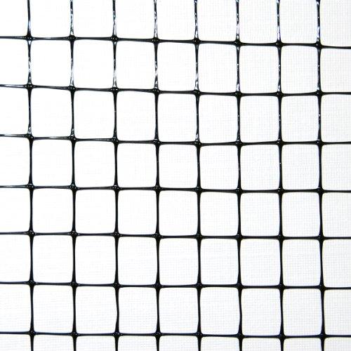 (Industrial Netting OV1581-168x100 Heavy Duty Polypropylene Bird Garden Net, 1/2