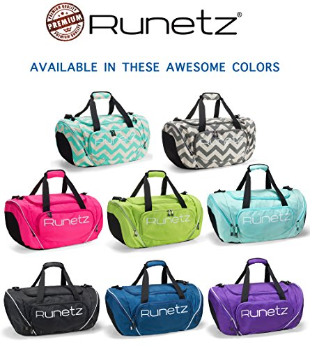 Runetz Gym Duffle Bag - Sports Bag for Men and Women - Ideal Workout ... db9ff0a0bfa1d