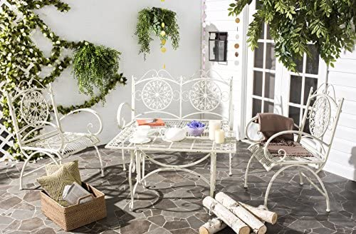 Deal of the week: Safavieh 4 Piece Outdoor Collection Sophie Patio Set