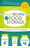 Simple Recipes Using Food Storage