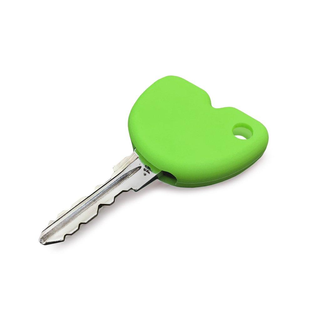 Copertura per la chiave daccensione per Vespa in silicone in molti colori