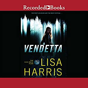 Vendetta Audiobook