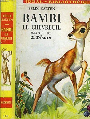 Bambi le chevreuil | Salten, Felix (1869-1945)