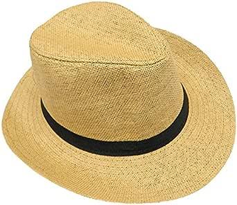 قبعة كاوبوي للجنسين - لون غامق