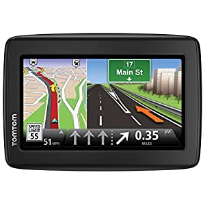 TomTom VIA 1515M 5-Inch GPS with Lifetime Map Updates