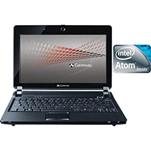 Gateway LT2036u Netbook, 6-Cell Battery, Intel Atom N280 1.66GHz, 1024MB DDR2, 160GB Hard Drive