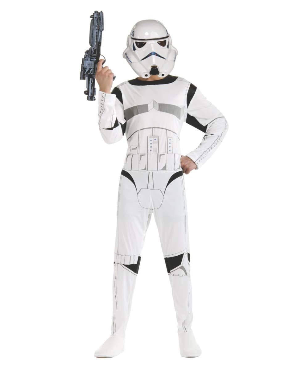 Disfraz Stormtrooper XL: Amazon.es: Juguetes y juegos