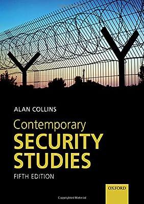 Amazon.com: Contemporary Security Studies (9780198804109 ...