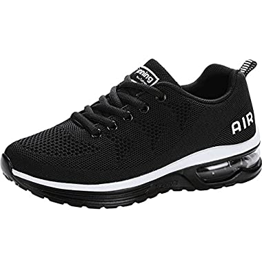 5d3ae17bd4bb6f JARLIF Women s Lightweight Athletic Running Shoes Breathable Sport Air  Fitness Gym Jogging Sneakers (6.5 B
