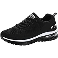 JARLIF Women's Lightweight Athletic Running Shoes...