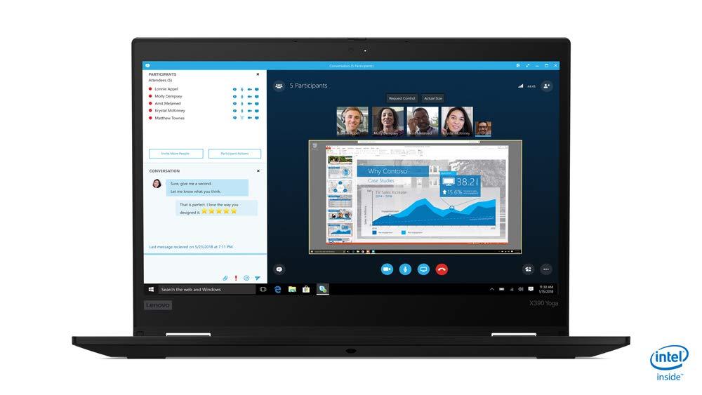 Lenovo ThinkPad X390 Yoga 2in1 i5-8265U 13