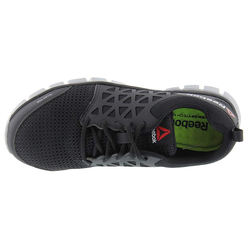 Reebok Work Mens Athletic Oxford Industrial /& Construction Shoe
