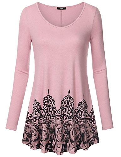 Pink A-line Top - 9
