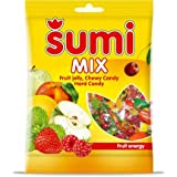 SUMI Mixed Fruit jelly, Chewy Candy Hard Candy 400g