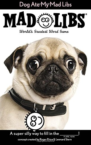 [Dog Ate My Mad Libs] (Pugs Costumes)