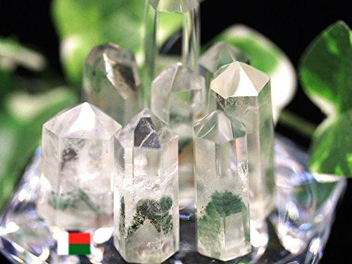 グリーンファントムクォーツの宝石の意味と効果・アクセサリー