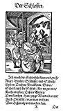Locksmith 1568 Nthe Locksmith Makes Locks Keys Bolts Chains Iron Chests Grates Weathercocks And Many Other Iron Objects Poem By Hans Sachs Woodcut By Jost Amman 1568 Poster Print by (18 x 24)