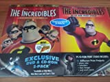 The Incredibles (2-disc Collector's Edition + PC-CD Rom Print Studio - Walmart Exclusive)