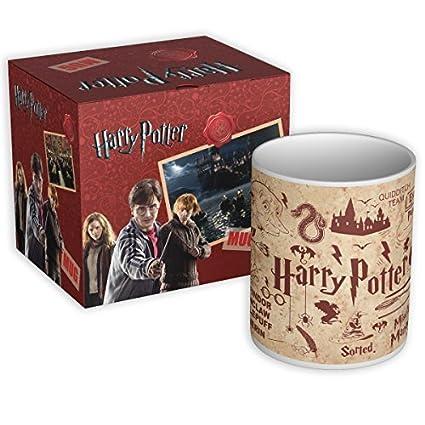 Buy Mc Sid Razz Harry Potter Red Coffee Mugs Gift