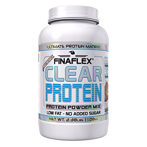 Finaflex Clear Ultimate Protein Matrix Blends, Chocolate ...
