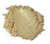 42g/1.5oz''DIAMOND VENETIAN GOLD'' Mica Powder Pigment (Epoxy,Paint,Color,Art) Black Diamond Pigments