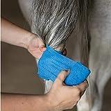 Dura-Tech Vet Flex Black Bandage First Aid Wrap